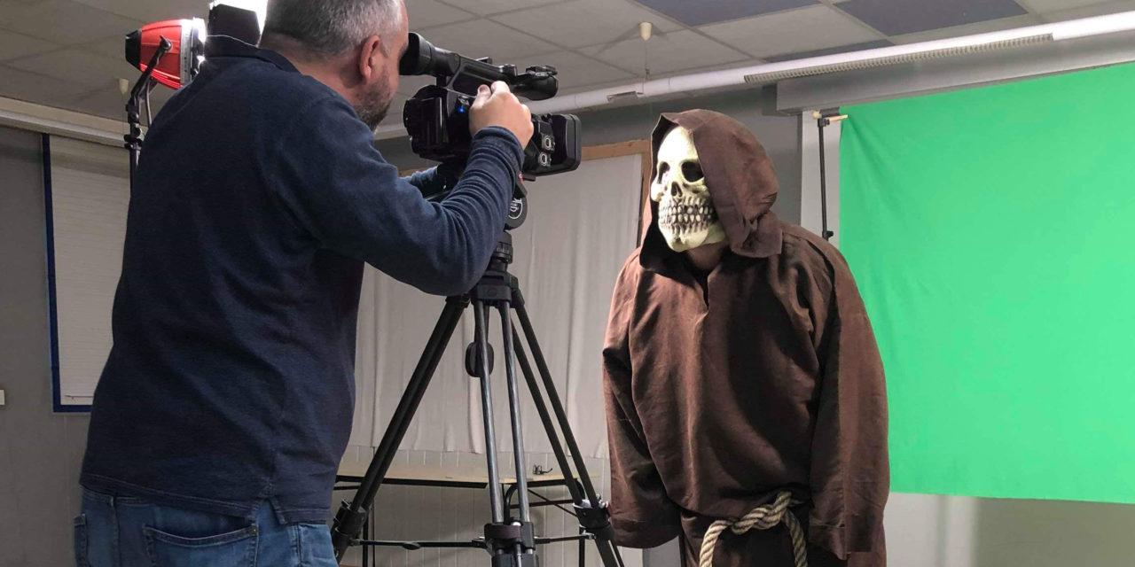 Les élèves de 4e vont défier le monstre de Frankenstein dans le cadre d'un Escape Game organisé du 17 au 20 Décembre au collège