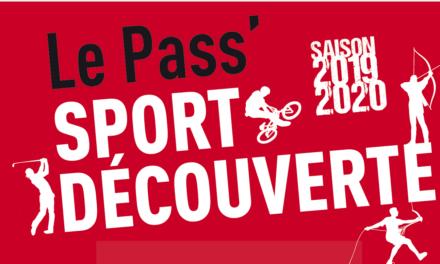 Le Pass Sport Découverte : Un dispositif de promotion du sport offert par le Département aux jeunes Varois de 10 à 16 ans