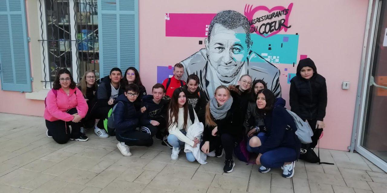 Sortie scolaire au Cannet-des-Maures