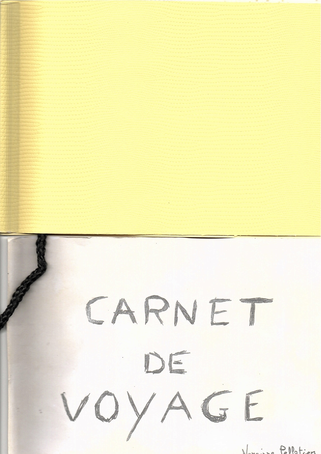 Carnet voyage 001