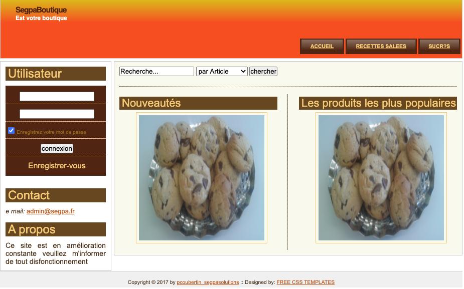 Découvrez la boutique en ligne des produits confectionnés en classes SEGPA