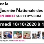 14eme journée nationale des DYS : les troubles DYS en 2020, où en est-on ?