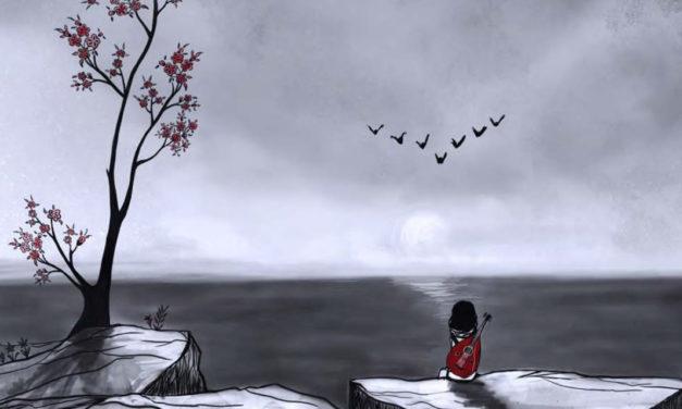 """Les élèves découvrent """"Les oiseaux ne se retournent pas"""", un roman graphique (exceptionnel!) de Nadia Nakhlé"""